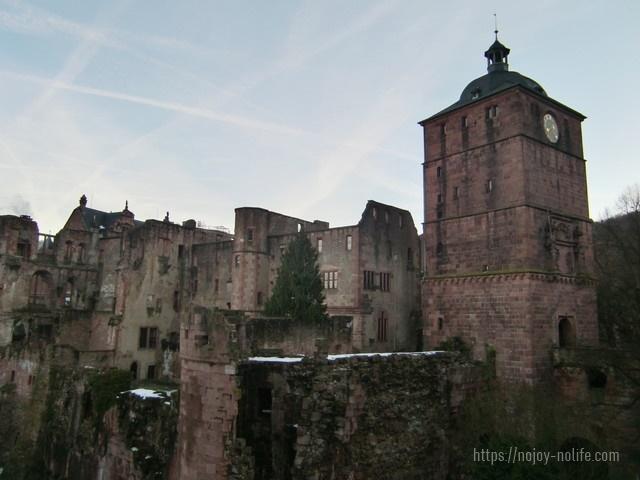 ドイツハイデルベルク城口コミ