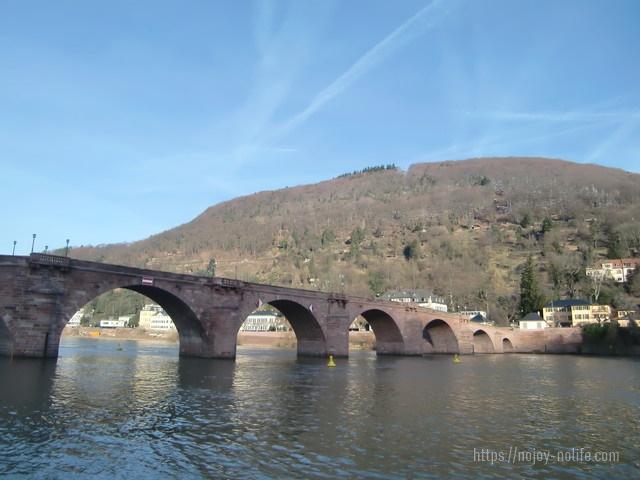 ドイツハイデルベルクカールテオドール橋