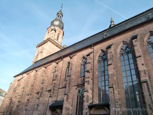 ドイツハイデルベルク聖霊教会