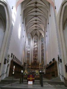 ドイツハイデルベルク聖ヤコブ教会