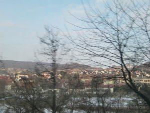 ドイツハイデルベルクロマンチック街道