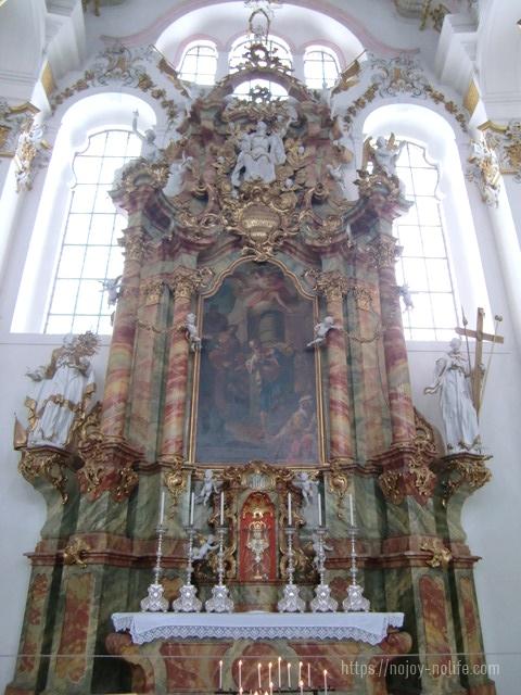 ドイツヴィース教会口コミ