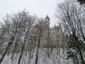 ドイツノイシュバンシュタイン城口コミ